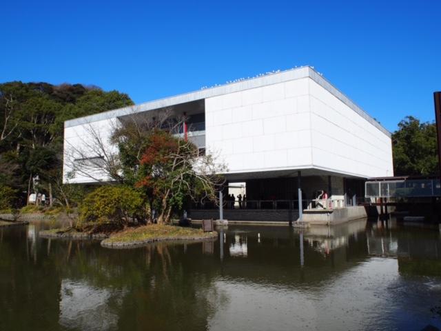 神奈川県立近代美術館「カマキン」に行ってきました。