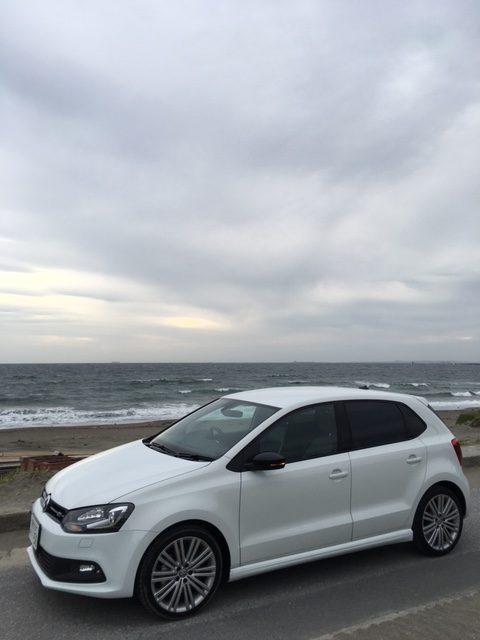 岩井海岸へドライブ?