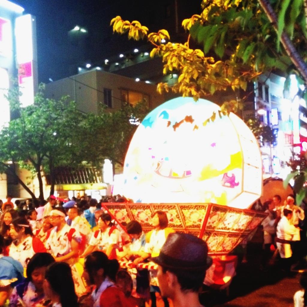 桜新町ねぶた祭3