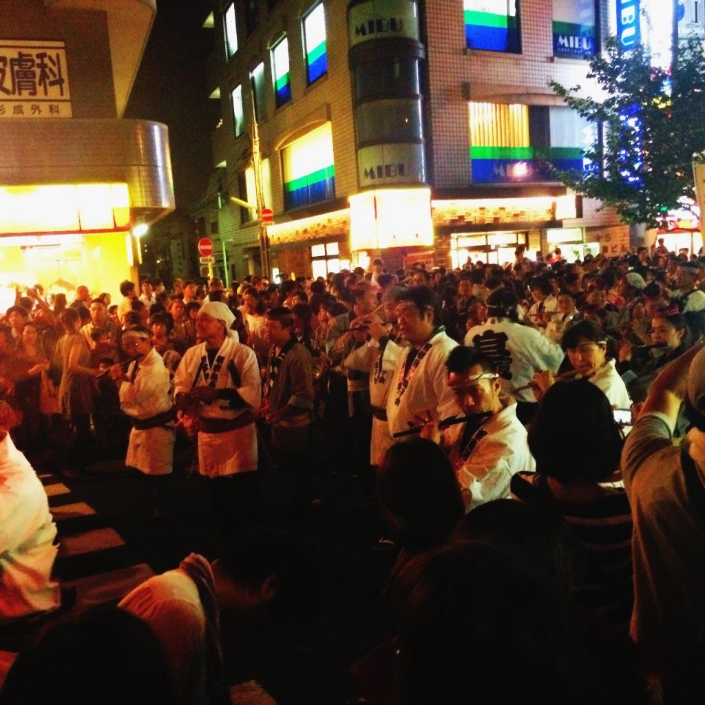 桜新町ねぶた祭5