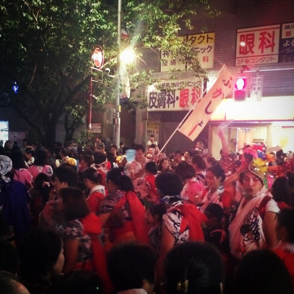 桜新町ねぶた祭2